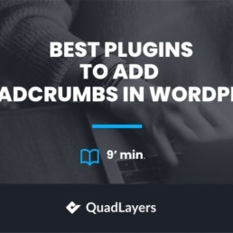 best plugins to add breadcrumbs - featured image