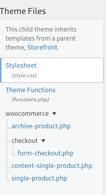 How to customize woocommerce templates programatically
