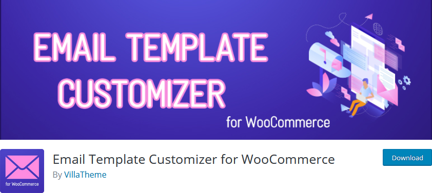 edit woocommerce email templates - email customizer for WooCommerce