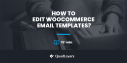 edit woocommerce email templates - featured image