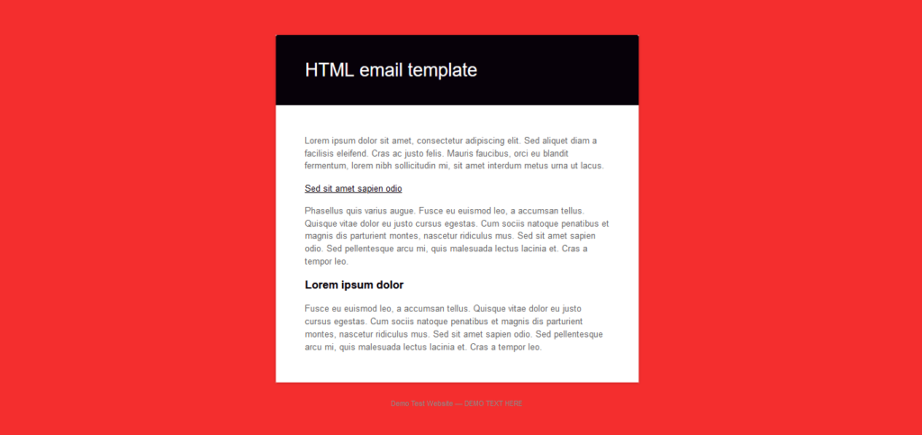 edit woocommerce email templates - woocommerece preview template