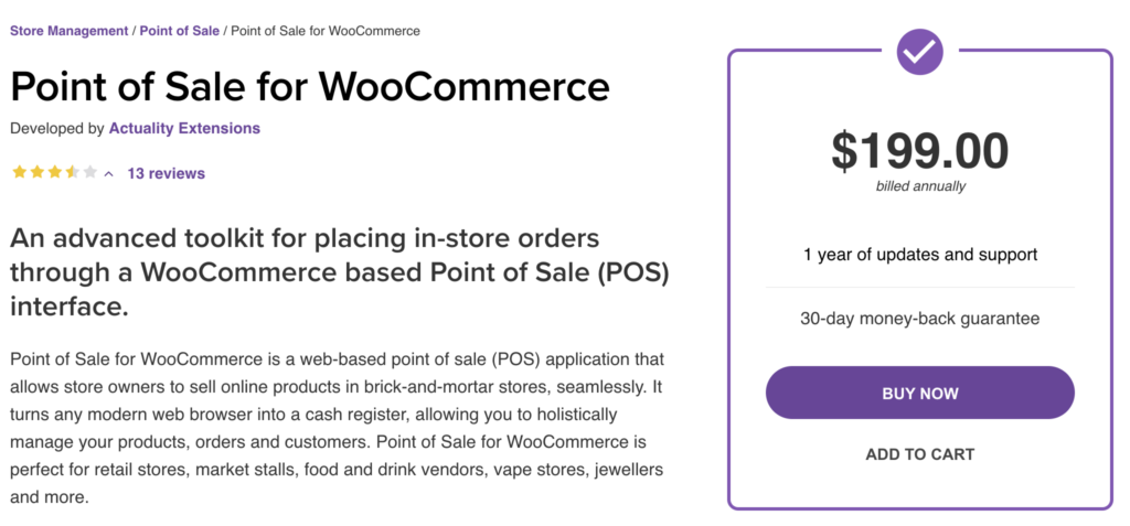 Best WooCommerce POS plugins - Point of Sale for WC
