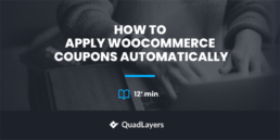 How to apply WooCommerce coupons automatically
