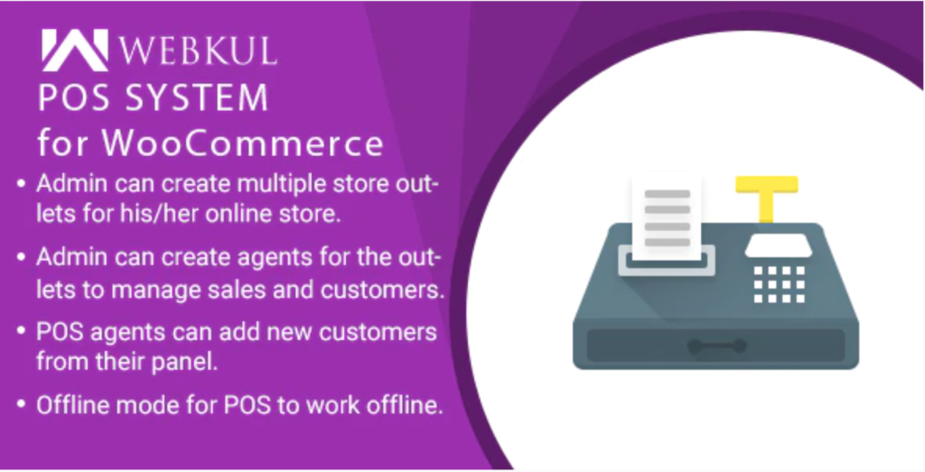 Point of Sale System for WooCommerce