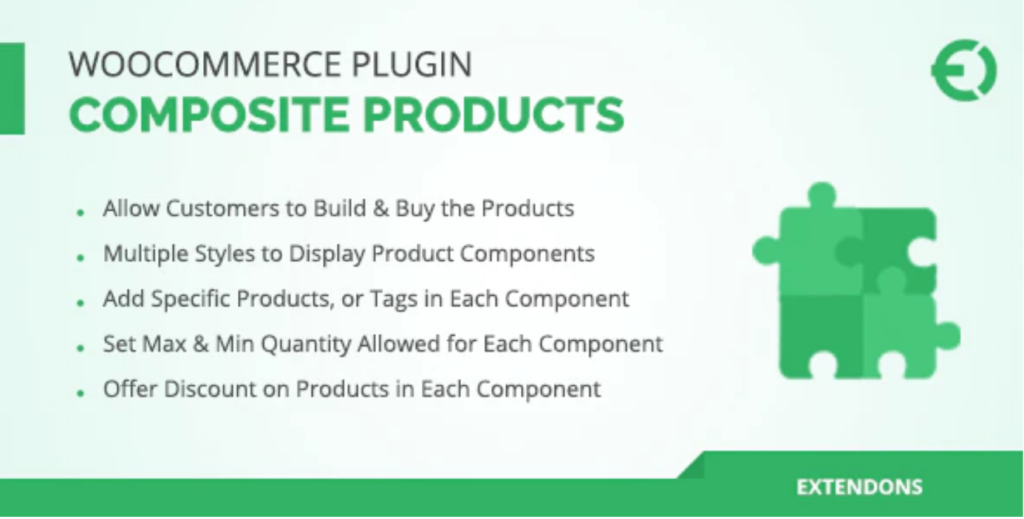 WooCommerce Composite Products Plugin