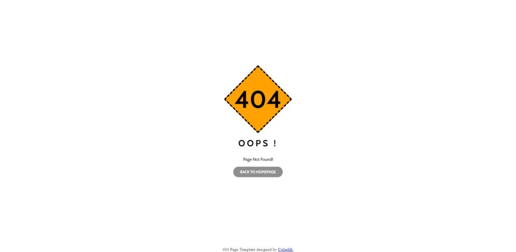 final preview customize 404 page in wordpress