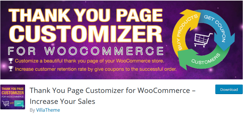 customize woocommerce thank you page - woocommerce thank you page customizer