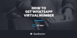 get whatsapp virtual number