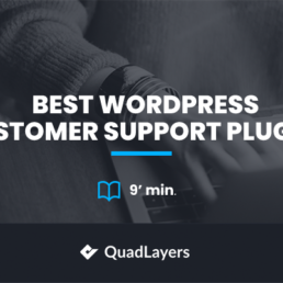 WordPress Customer Support Plugins
