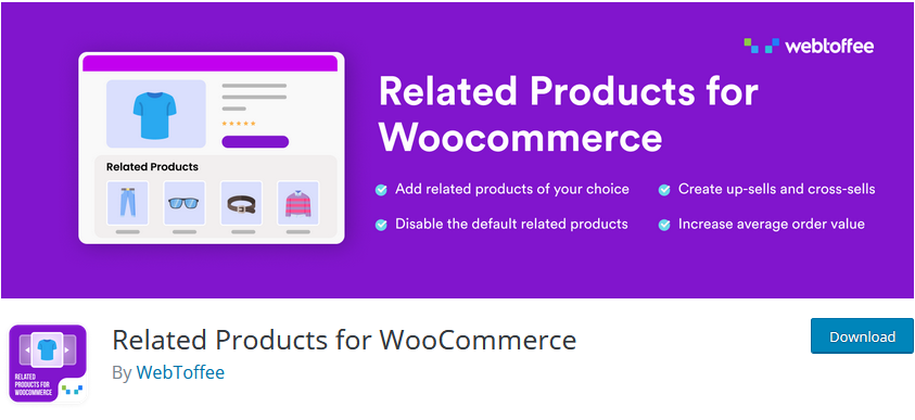 customize woocommerce related products - related products for woocommerce webtooffee