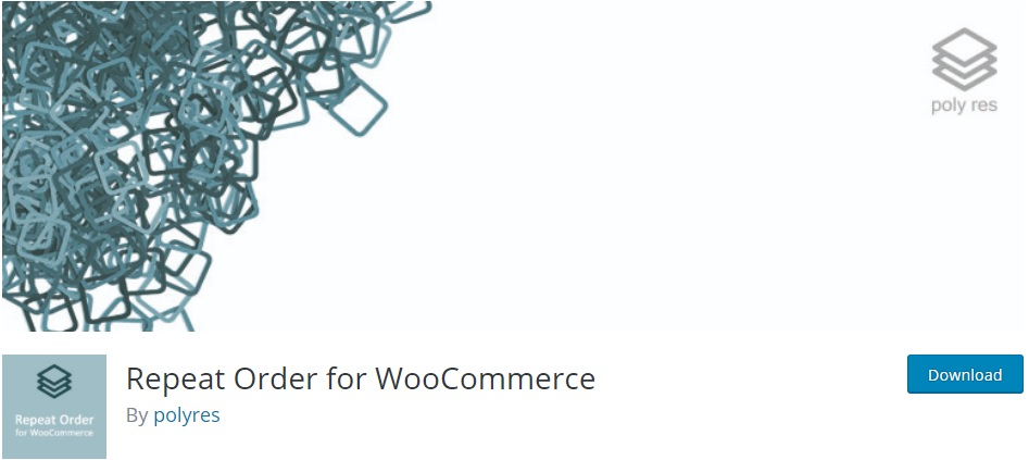 repeat order for woocommerce plugins to repeat orders