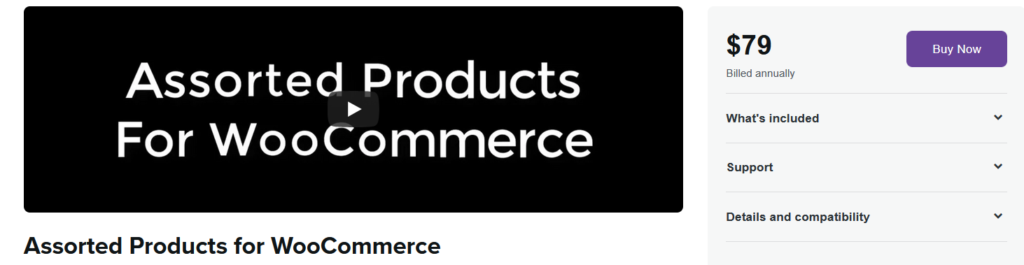 woocommerce product bundle plugins - assorted products