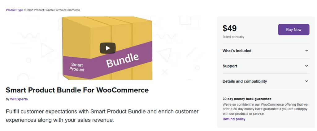 smart product bundle
