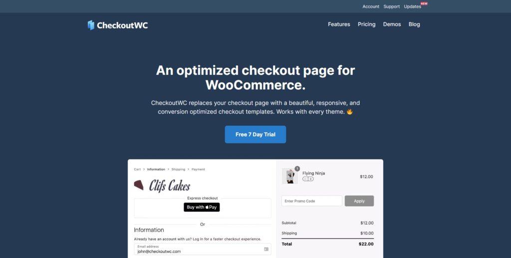 checkoutwc make woocommerce checkout like shopify