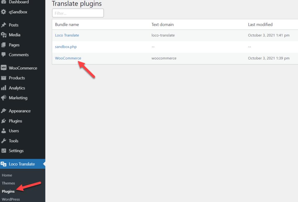 loco translate plugins