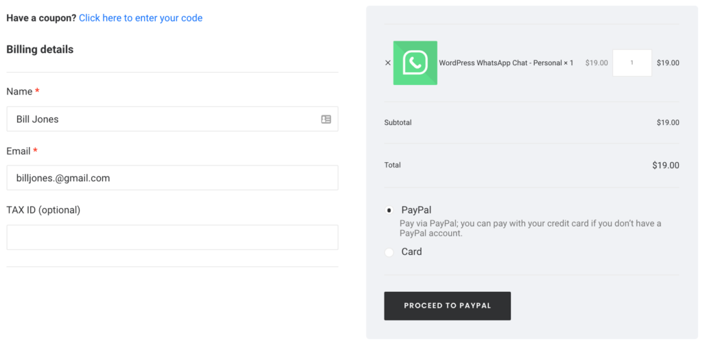 optimize woocommerce conversion rate - one page checkout