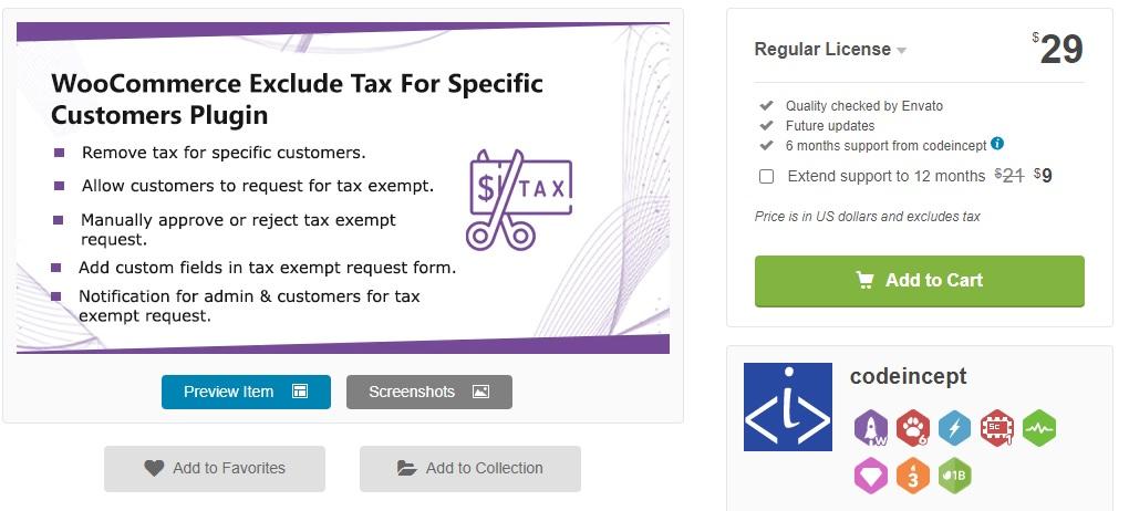 woocommerce tax exemption woocommerce tax exempt plugins